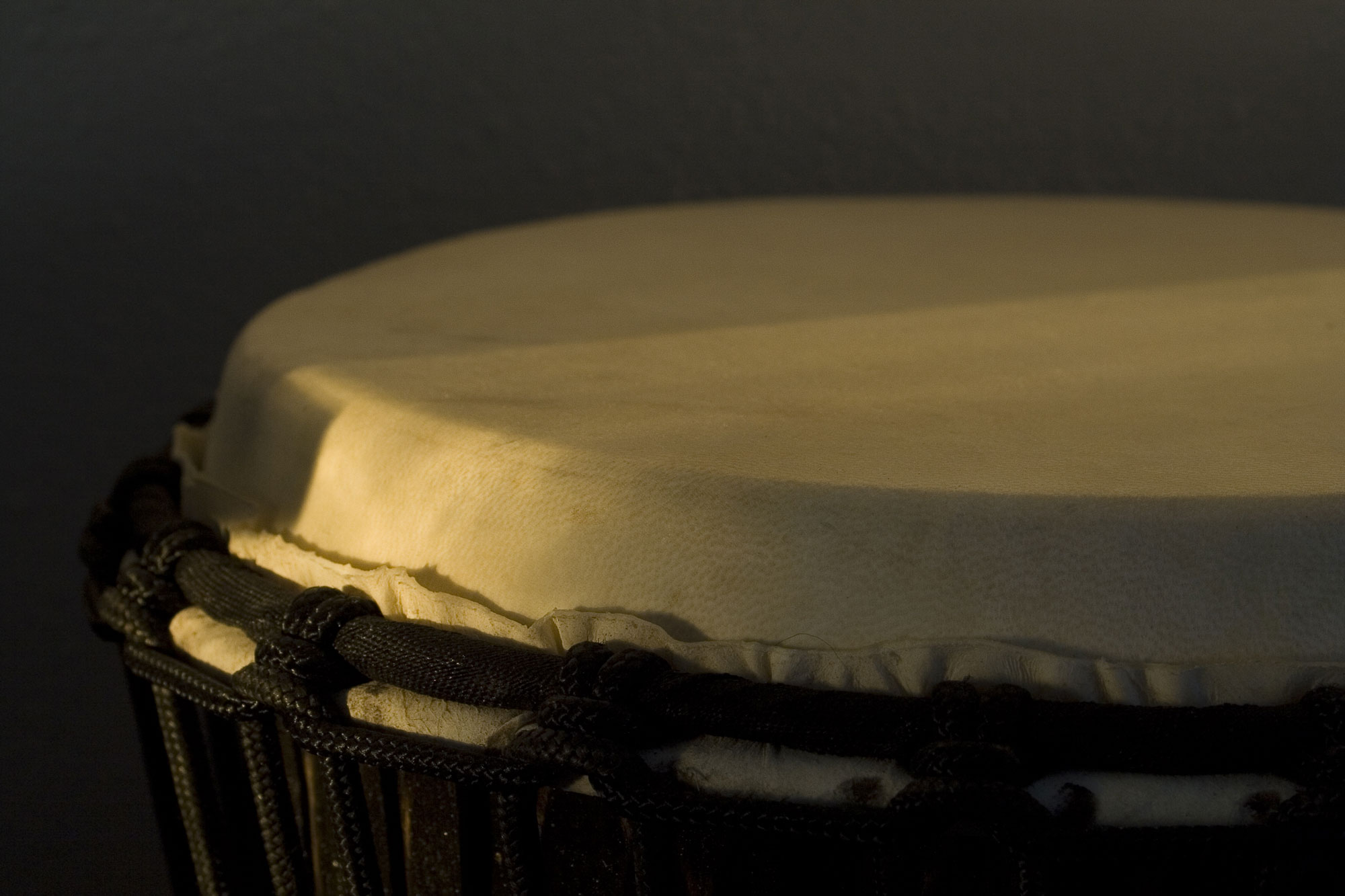 Djembe Sunset